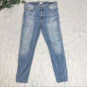 Hudson Jeans | Midrise Nico Super Skinny Ankle 32